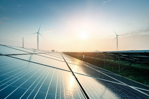 Renewables must line up for energy race and show competitive spirit