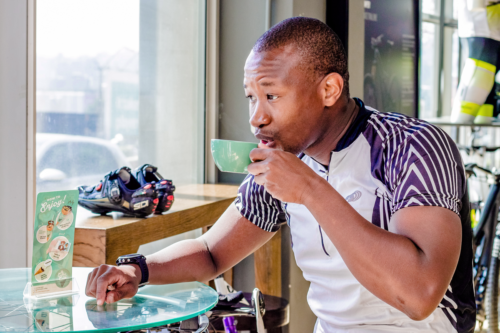How Bongani Buhlalu keeps up the pace between investments and life